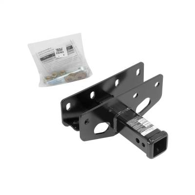 Draw-Tite - Draw-Tite 76104 Max-Frame Class III Trailer Hitch Fits 07-18 Wrangler (JK) - Image 1