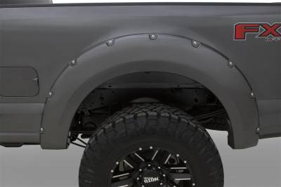 Bushwacker - Bushwacker 20942-52 Pocket Style Painted Fender Flares - Image 3
