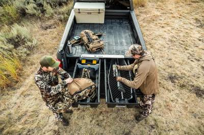DECKED - DECKED DT1 DECKED Truck Bed Storage System Fits 07-20 Tundra - Image 11