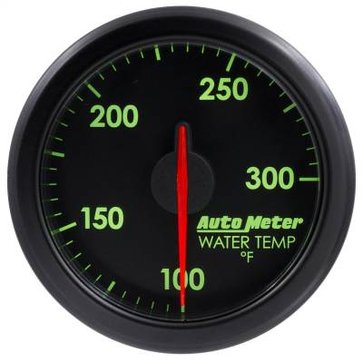 AutoMeter - AutoMeter 9154-T AirDrive Water Temperature Gauge - Image 3