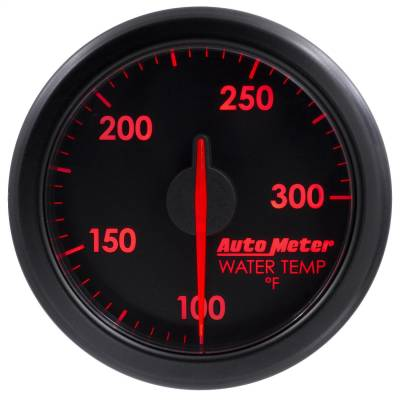 AutoMeter - AutoMeter 9154-T AirDrive Water Temperature Gauge - Image 4