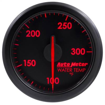 AutoMeter - AutoMeter 9154-T AirDrive Water Temperature Gauge - Image 6