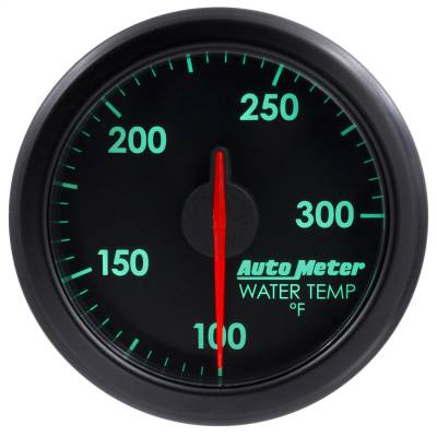 AutoMeter - AutoMeter 9154-T AirDrive Water Temperature Gauge - Image 7