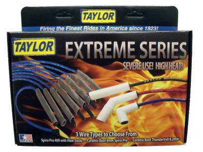 Taylor Cable - Taylor Cable 99615 10.4mm Extreme Service Ignition Wire Set - Image 3