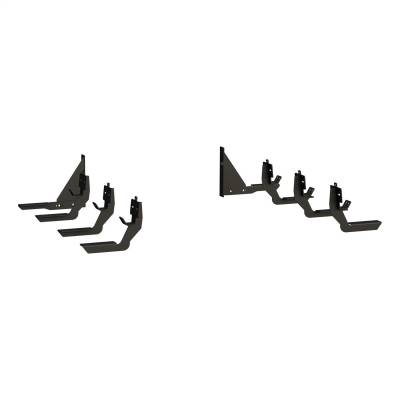Luverne - Luverne 415102-401338 Grip Step 7 in. Wheel To Wheel Running Boards Fits 3500 - Image 3