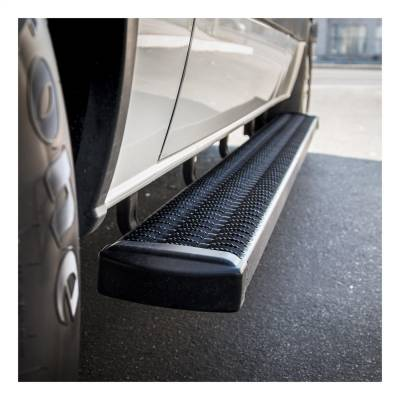 Luverne - Luverne 415102-401338 Grip Step 7 in. Wheel To Wheel Running Boards Fits 3500 - Image 4