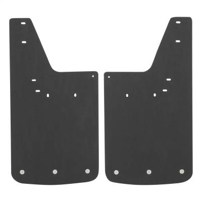 Luverne - Luverne 250932 Textured Rubber Mud Guards - Image 2