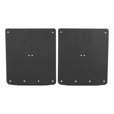 Luverne - Luverne 251544 Textured Rubber Mud Guards Fits Sierra 3500 HD Silverado 3500 HD - Image 2