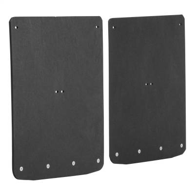 Luverne - Luverne 251544 Textured Rubber Mud Guards Fits Sierra 3500 HD Silverado 3500 HD - Image 4