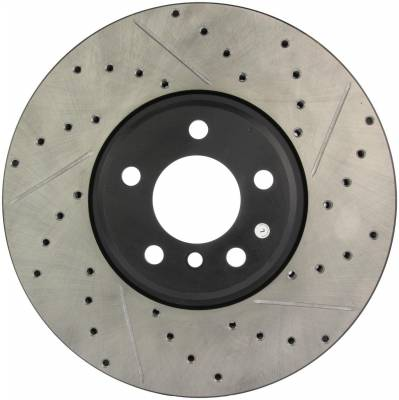 StopTech - StopTech 127.34060L StopTech Sport Rotor Fits 02-06 X5 - Image 1