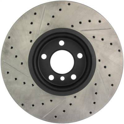StopTech - StopTech 127.34060L StopTech Sport Rotor Fits 02-06 X5 - Image 2