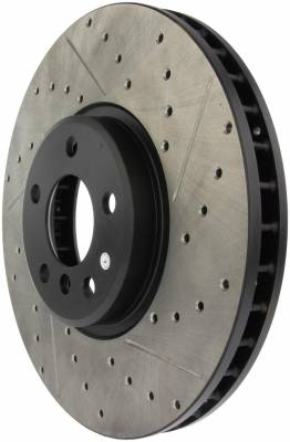 StopTech - StopTech 127.34060L StopTech Sport Rotor Fits 02-06 X5 - Image 4