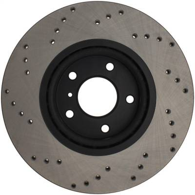 StopTech - StopTech 128.42080R StopTech Sport Rotor - Image 2