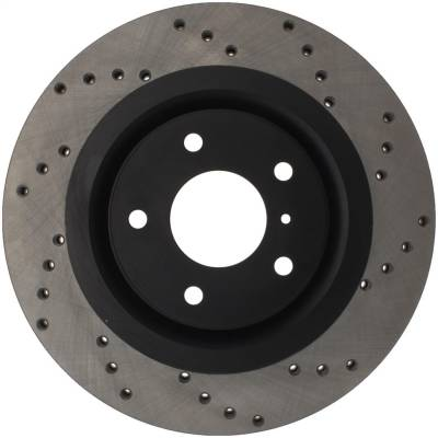 StopTech - StopTech 128.42080R StopTech Sport Rotor - Image 3
