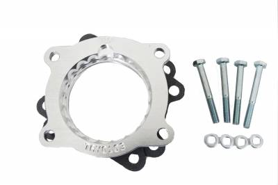 Taylor Billet Specialties - Taylor Billet Specialties 36015 Helix Power Tower Plus Throttle Body Spacer - Image 1