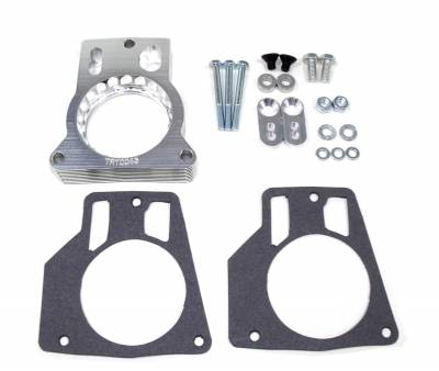 Taylor Billet Specialties - Taylor Billet Specialties 74915 Helix Power Tower Plus Throttle Body Spacer - Image 1