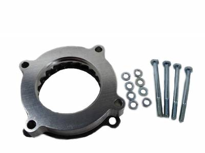 Taylor Billet Specialties - Taylor Billet Specialties 50065 Helix Power Tower Plus Throttle Body Spacer - Image 1
