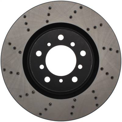 StopTech - StopTech 128.34059R StopTech Sport Rotor Fits 01-06 M3 - Image 2