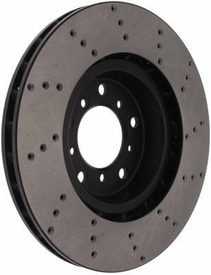 StopTech - StopTech 128.34059R StopTech Sport Rotor Fits 01-06 M3 - Image 3