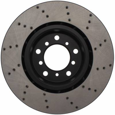 StopTech - StopTech 128.34059R StopTech Sport Rotor Fits 01-06 M3 - Image 5