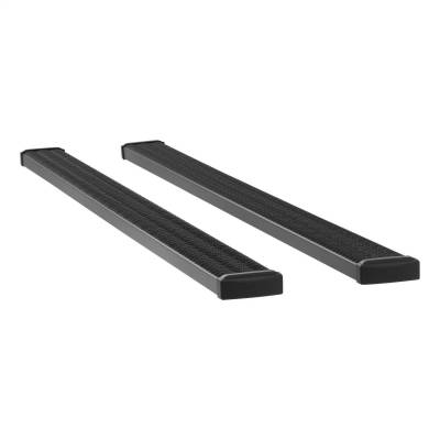Luverne - Luverne 415114-400829 Grip Step 7 in. Wheel To Wheel Running Boards - Image 1