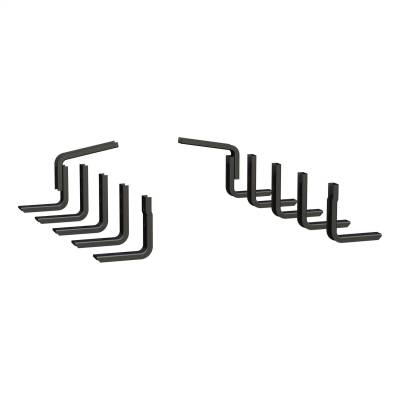 Luverne - Luverne 415114-400829 Grip Step 7 in. Wheel To Wheel Running Boards - Image 3