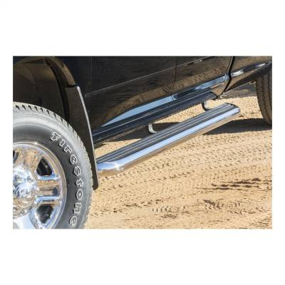 Luverne - Luverne 575098-571632 MegaStep 6 1/2 in. Running Boards Fits 11-19 2500 3500 - Image 6