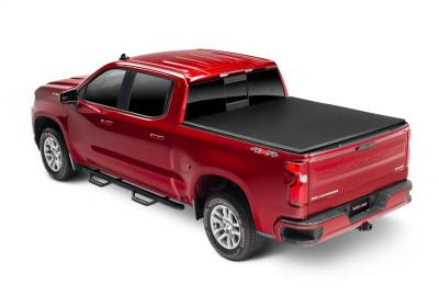 Rugged Liner - Rugged Liner E3-TUN6514 E-Series Vinyl Folding Rugged Cover Fits 14-19 Tundra - Image 1