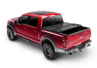 Rugged Liner - Rugged Liner HC-TUN6514 Premium Hard Folding Rugged Cover Fits 14-19 Tundra - Image 2