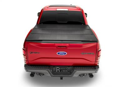 Rugged Liner - Rugged Liner HC-TUN6514 Premium Hard Folding Rugged Cover Fits 14-19 Tundra - Image 4