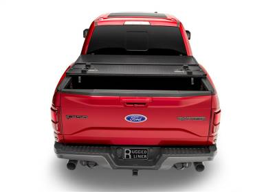 Rugged Liner - Rugged Liner HC-TUN6514 Premium Hard Folding Rugged Cover Fits 14-19 Tundra - Image 5