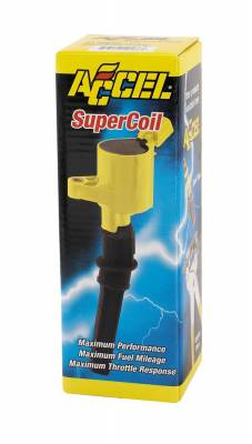 ACCEL - ACCEL 140033 SuperCoil Direct Ignition Coil - Image 2