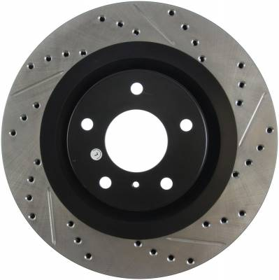 StopTech - StopTech 127.42080L StopTech Sport Rotor - Image 4