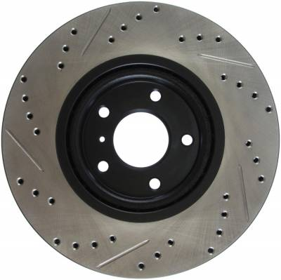 StopTech - StopTech 127.42080L StopTech Sport Rotor - Image 5