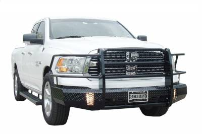 Ranch Hand - Ranch Hand FSD13HBL1 Summit Series Front Bumper Fits 13-18 1500 - Image 1