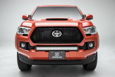 T-Rex Grilles - T-Rex Grilles 6719511-BR Stealth Torch Series LED Light Grille Fits 18-19 Tacoma - Image 3